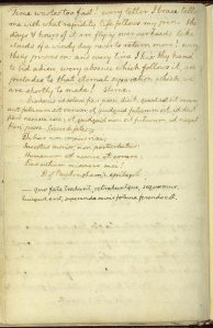 Page from Jefferson's Commonplace Book